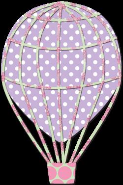 Fancy Dog Studio Clipart Blog: Freebie Download - Hot Air Balloon ...