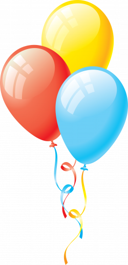 Clipart PNG Balloon #28078 - Free Icons and PNG Backgrounds