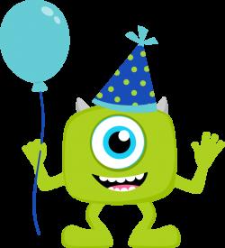 Clipart de Monster Party Bebés. | Isabel | Pinterest | Monsters ...