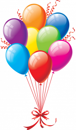 birthday party png - Pesquisa Google | Balloons & boxes | Pinterest ...