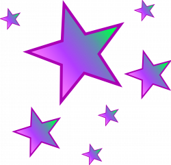 Clipart-stars.png 2,400×2,320 pixels | For my perfect Little ...