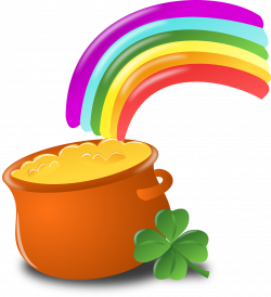 Can You Guess What Was in Our Pot of Gold? | Pinterest | Rainbows ...