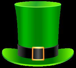 St Patrick Day Leprechaun Hat PNG Clipart | St Patricks Day Clip Art ...