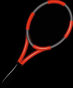 Rakieta tenisowa Racket Clip art - Cartoon tennis racket 665*800 ...