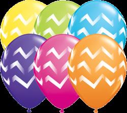 11 Chevron Stripes Latex Balloons - 50ct [44863 (TW)] - $12.10 ...