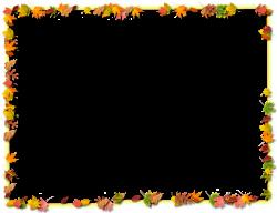 Thanksgiving Clipart Border | Thanksgiving | Pinterest ...