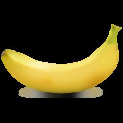 Banana 256 | Free Images at Clker.com - vector clip art online ...