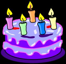 Clip Art Birthday Cake | Birthday Cake clip art - vector clip art ...