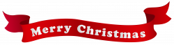 Merry Christmas Banner Clipart | cyberuse