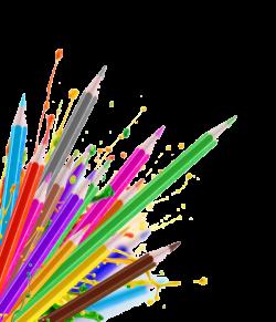 crayons de couleurs,articles d ecole | Pozadia a orámovania ...