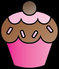 Cute cupcake clipart freebie. | revidevi.wordpress.com