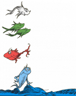 One Fish Two Fish Red Fish Blue Fish | Pinterest | Google images ...