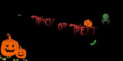 Clipart - Halloween Banner Remix