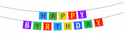 Birthday Picture Frames Desktop Wallpaper Clip art - birthday banner ...