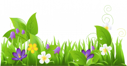Grass and Flowers PNG Clipart | Gallery Yopriceville - High-Quality ...