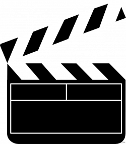 Movie Clapboard Tools free clipart images bclipart - BClipart