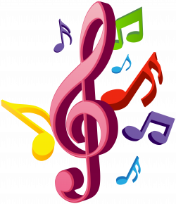 Music Notes PNG Clip Art | Gallery Yopriceville - High-Quality ...