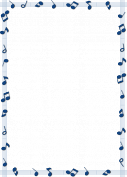 28+ Collection of Music Border Clipart Free | High quality, free ...