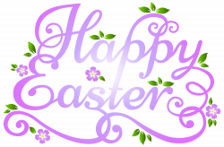 Deco Happy Easter Transparent PNG Clip Art Image | Gallery ...