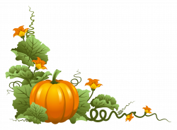 Pumpkin Decor PNG Clipart | Gallery Yopriceville - High-Quality ...