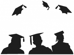 Graduate Silhouette Clip Art at GetDrawings.com | Free for personal ...
