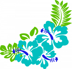 Tropical Flowers Clipart (58+)