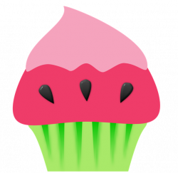 A origem dos Cupcakes   Pinterest   Watermelon cupcakes, Decoupage ...