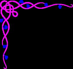 Pink Flower Border Clip Art | Clipart Panda - Free Clipart Images