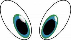 Eyeball eyes cartoon eye clip art clipart image 0 2 - ClipartBarn