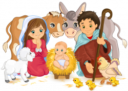 5.png | Pinterest | Clip art, Natal and Christmas nativity