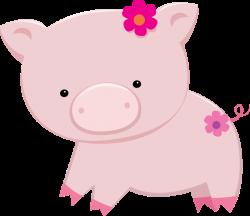 Cute Farm for Girls Clip Art. | Piggies | Pinterest | Girls clips ...