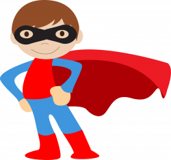 superheroes-kids-clipart-049.png (1600×1498) | superhéroes | Pinterest