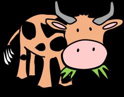Farm Animals clipart - Pencil and in color farm animals clipart