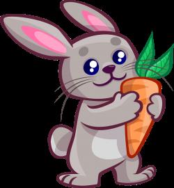 Imagination Bunny Cartoon Pic Free To Use Public Domain Clip Art #13550