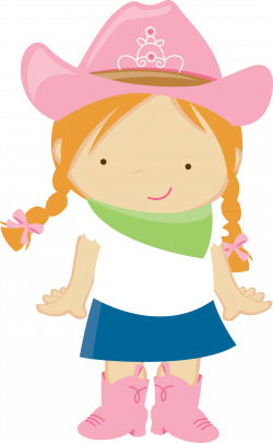 ZWD_Pony_Party - ZWD_Cowgirl2.png - Minus | clipart | Pinterest ...