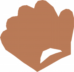 Clipart - Baseball Glove