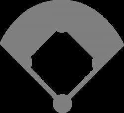 Baseball Field Clip Art at Clker.com - vector clip art online ...