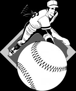 Baseball | Free Stock Photo | Illustration of a baseball pitcher ...