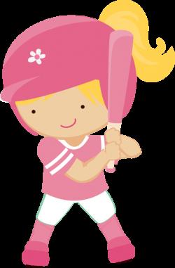 ZWD_WhiteStar - ZWD_Softball_Girl-04.png - Minus | Niños - Deportes ...