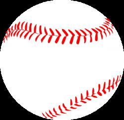 Red Baseball Laces Clip Art at Clker.com - vector clip art online ...