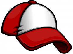 Image - New Player Red Baseball Hat.png | Club Penguin Wiki | FANDOM ...