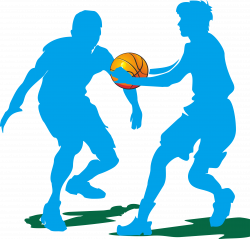 Basketball Silhouette Clip Art at GetDrawings.com | Free for ...