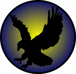 Eagle Silhouette Clipart at GetDrawings.com | Free for personal use ...