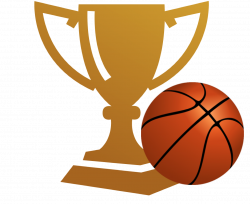 Basketball Trophy Clipart | Free download best Basketball Trophy ...