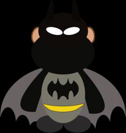 Clipart - Comic Monkey