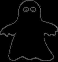 Cute Halloween Ghost Clipart | halloween | Pinterest | Clip art and ...