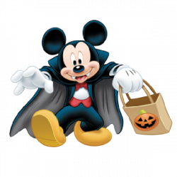 Mickey Mouse Halloween Clip Art Images Are Free To Copy For Your Own ...