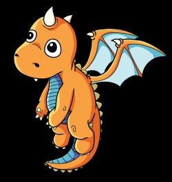 Public domain dragon clip art #babystuff http://www ...