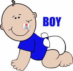 Baby Boy Clipart at GetDrawings.com | Free for personal use Baby Boy ...