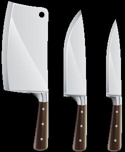 Kitchen Knife Set PNG Clipart   Clipart   Pinterest   Kitchen knives ...